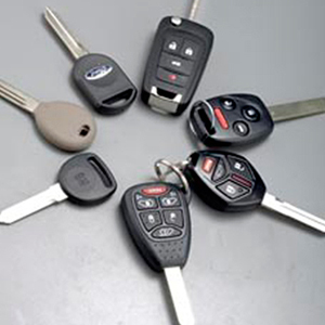 High Security Transponder Keys