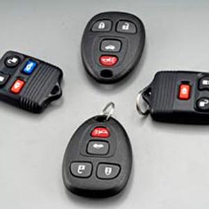 Keyless Remotes & FOBs