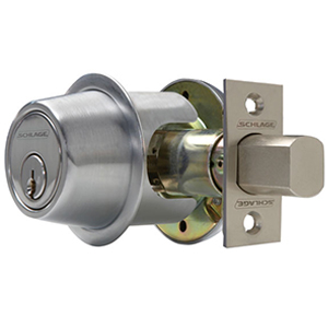 Schlage Deadbolt Locks