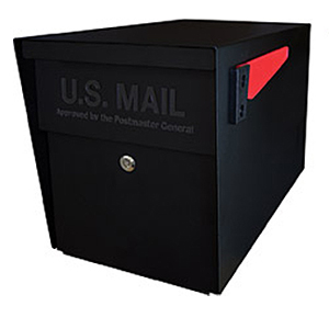 Mail Boss - Secured Mailboxes for Identity Protection